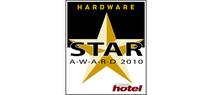 Innovatives Dampfbad D12 gewinnt Top Hotel Star Award 2010