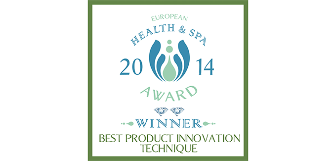 Microsalt gewinnt European Health and Spa Award 2014