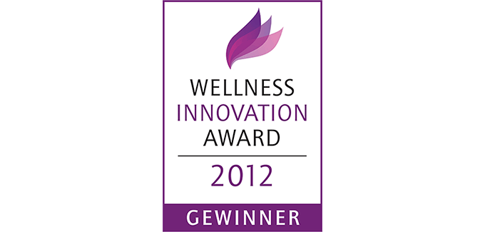 Infrarotkabine Profi gewinnt Wellness Innovation Award 2012